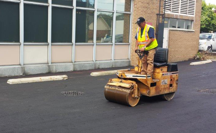 employee of Pro Pavement Services Ltd.